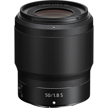 buy Nikon NIKKOR Z 50mm f/1.8 S Lens in India imastudent.com