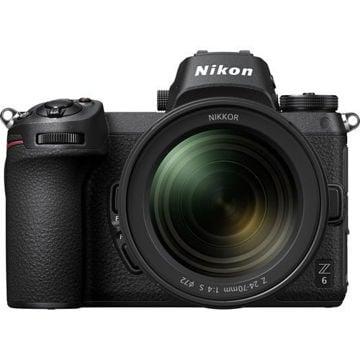 buy Nikon Z6 Mirrorless Digital Camera with 24-70mm Lens in India imastudent.com