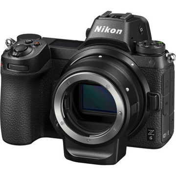 buy Nikon Z6 Mirrorless Digital Camera with FTZ Mount Adapter Kit in India imastudent.com