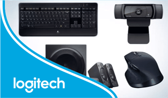 Picture for manufacturer Logitech