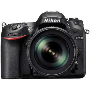 buy nikon d7200 dslr 18-105mm lens india - imastudent.com