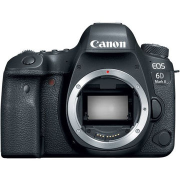 buy Canon EOS 6D Mark II DSLR Camera (Body Only) in india imastudent.com