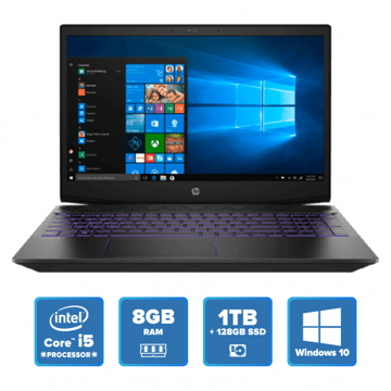 HP Pavilion Gaming 15-cx0141TX (Ultra-Violet) price in india features reviews specs