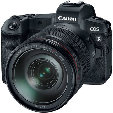 buy Canon EOS R Mirrorless Digital Camera with 24-105mm Lens in India imastudent.com