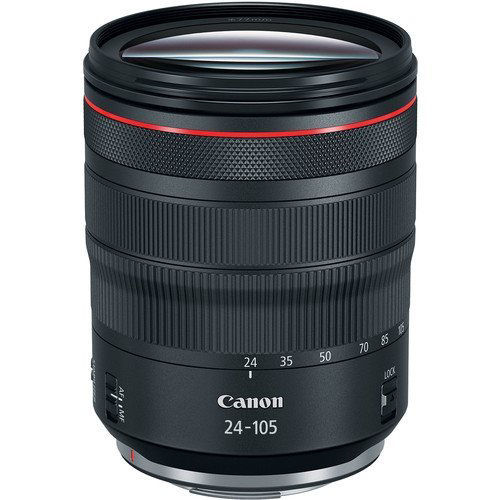 buy Canon RF 24-105mm f/4L IS USM Lens in India imastudent.com