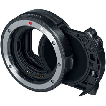 buy Canon Drop-In Filter Mount Adapter EF-EOS R with Variable ND Filter in India imastudent.com