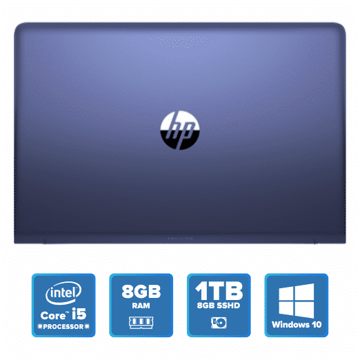 HP Pavilion 15-CC130TX (Opulent Blue) price in india features reviews specs