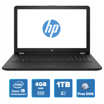 HP 15-BS164TU (Sparkling Black) price in india features reviews specs