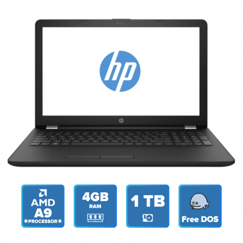 Buy Hp Amd A9 4gb 1tb Dos Laptop 15 Bw094au Sparkling Black At Lowest Price In India Imastudent Com
