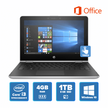 HP Pavilion 11-AD031TU x360 (Natural Silver) price in india features reviews specs