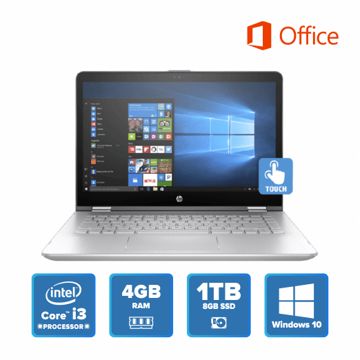 HP Pavilion 14-ba077TU x360 (Natural Silver) price in india features reviews specs