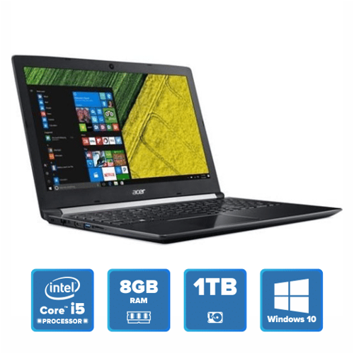 "Acer 15.6"" Aspire 5 Series Notebook price in india features reviews specs"