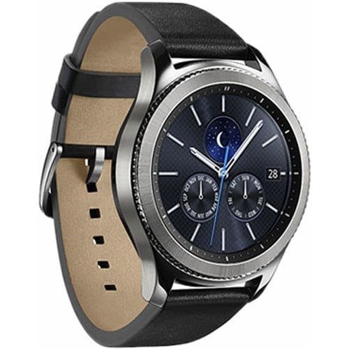 buy Samsung Gear S3 classic Smartwatch (Large Band) in India imastudent.com