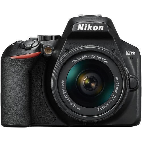 buy Nikon D3500 DSLR Camera with 18-55mm Lens in India imastudent.com