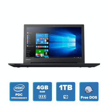 Lenovo V110 - PDC 4415U DOS 4GB 1TB HDD (Black) price in india features reviews specs