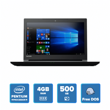 Lenovo V310 - PDC 4405U DOS 4GB 500GB HDD (Black) price in india features reviews specs