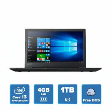 Lenovo V110 - i3 DOS 4GB 1TB HDD (Black) price in india features reviews specs