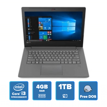 Lenovo V330 - i3 DOS 4GB 1TB HDD (Iron Grey) price in india features reviews specs