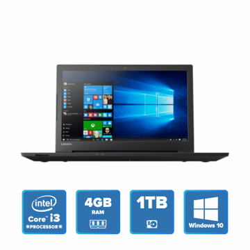 Lenovo V110 - i3 Win 10 4GB 1TB HDD (Black) price in india features reviews specs