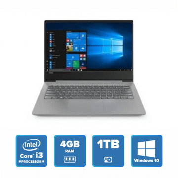 Lenovo IdeaPad 330 Slim - i3 Win 10 4GB 1TB HDD (Platinum Grey) price in india features reviews specs