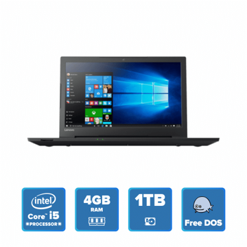 Lenovo V110 - i5 DOS 4GB 1TB HDD (Black) price in india features reviews specs