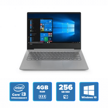 Lenovo IdeaPad 330 Slim - i3 Win 10 4GB 256GB SSD (Platinum Grey) price in india features reviews specs