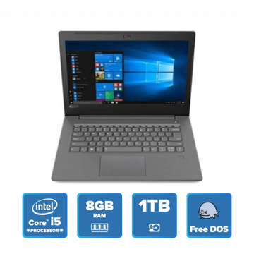 Lenovo V330 - i5 DOS 4GB 1TB HDD (Iron Grey) price in india features reviews specs