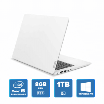 Lenovo IdeaPad 330 Slim - i5 Win 10 8GB 1TB HDD (Blizzard White) price in india features reviews specs