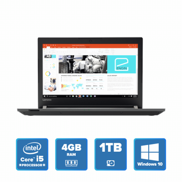 Lenovo V510 - i5 Win 10 4GB 1TB HDD (Black) price in india features reviews specs