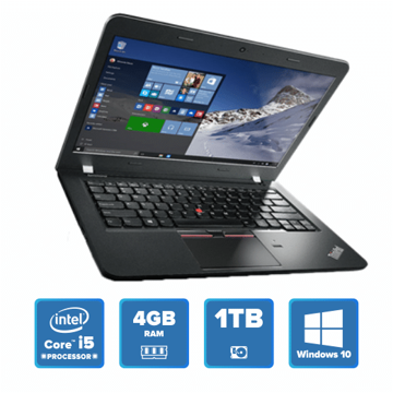 Lenovo Thinkpad E460 i5 4GB - Win 10 Pro - 1TB price in india features reviews specs