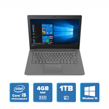 Lenovo V330 - i5 Win 10 4GB 1TB HDD (Iron Grey) price in india features reviews specs