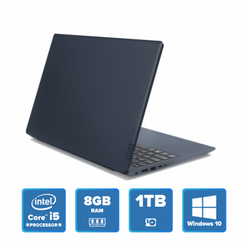 Lenovo IdeaPad 330 Slim - i5 Win 10 8GB 1TB HDD (Midnight Blue) price in india features reviews specs