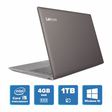 Lenovo IdeaPad 520 - i5 Win 10 4GB 1TB HDD (Bronze) price in india features reviews specs