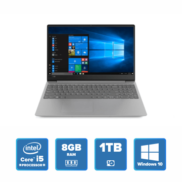 Lenovo IdeaPad 330 Slim - i5 Win 10 8GB 1TB HDD (Platinum Grey) price in india features reviews specs