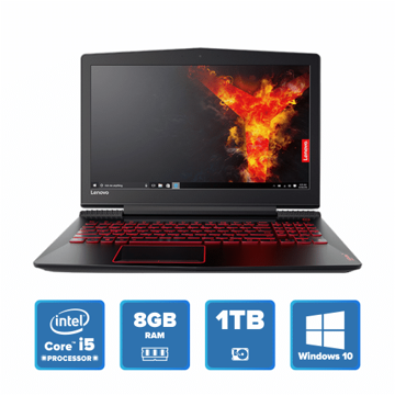 Lenovo Legion Gaming Y520 - i5 Win 10 8GB 1TB HDD 4GB Gfx (Black) price in india features reviews specs