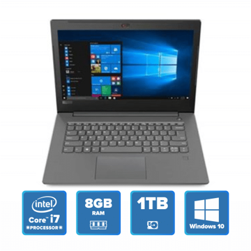 Lenovo V330 - i7 Win 10 8GB 1TB HDD (Iron Grey) price in india features reviews specs