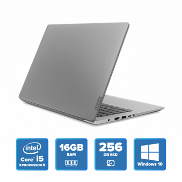 Lenovo IdeaPad 530 Slim - i5 Win 10 16GB 256GB SSD (Mineral Grey) price in india features reviews specs