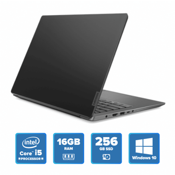 Lenovo IdeaPad 530 Slim - i5 Win 10 16GB 256GB SSD (Onyx Black) price in india features reviews specs