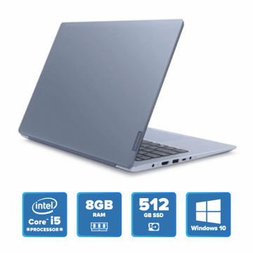 Lenovo IdeaPad 530 Slim - i5 Win 10 8GB 512GB SSD (Liquid Blue) price in india features reviews specs