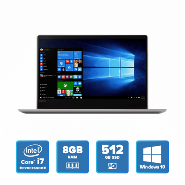 Lenovo IdeaPad 720 Slim - i7 Win 10 8GB 512GB SSD (Platinum) price in india features reviews specs