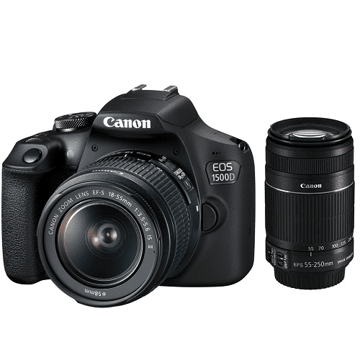 canon eos 1500d dual lens dslr camera price in india features reviews specs