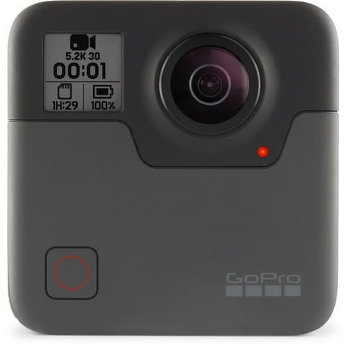 GoPro Fusion price in india features reviews specs