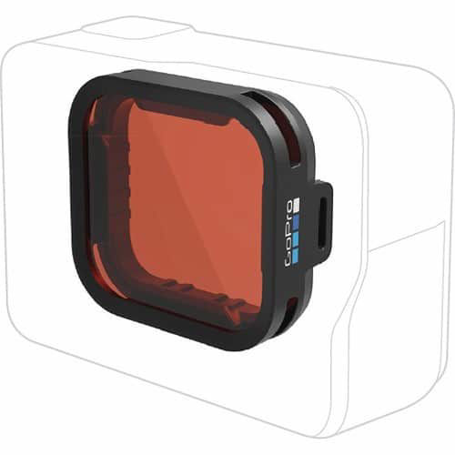 GoPro Red Snorkel Filter for HERO5 Black price in india features reviews specs