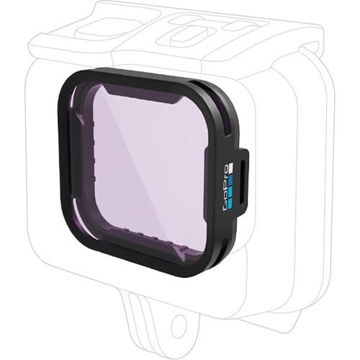 GoPro Magenta Dive Filter for HERO5 Black Super Suit price in india features reviews specs