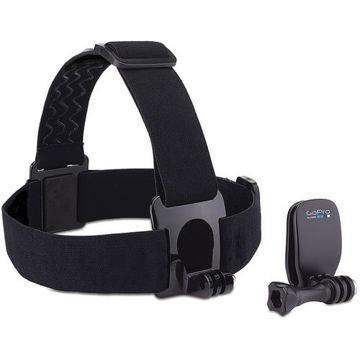 buy GoPro Head Strap + QuickClip in india imastudent.com