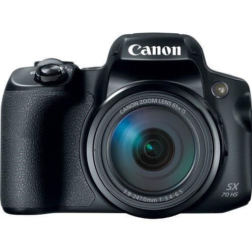 buy Canon PowerShot SX70 HS Digital Camera in india imastudent.com