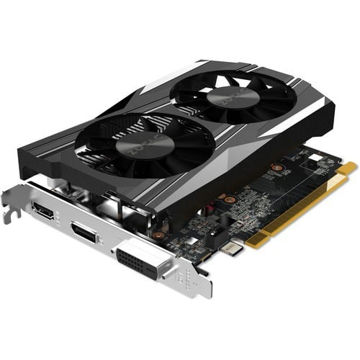 ZOTAC GeForce GTX 1050 Ti OC Edition Graphics Card price in india features reviews specs
