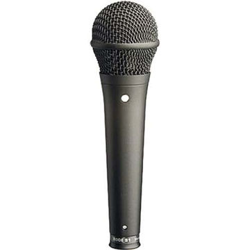 buy Rode S1 Supercardioid Condenser Handheld Microphone (Black) in India imastudent.com