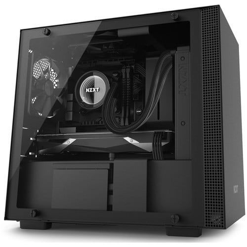 NZXT H200i CPU Cabinet - CA-H200W-BB (Black) price in india features reviews specs