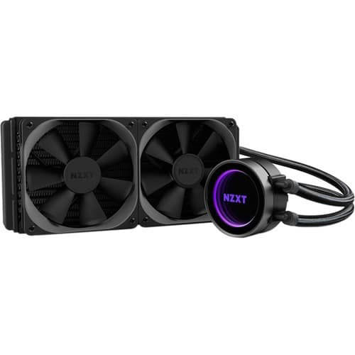 NZXT Kraken X52 All-in-One Liquid CPU Cooler - RL-KRX52-02 price in india features reviews specs